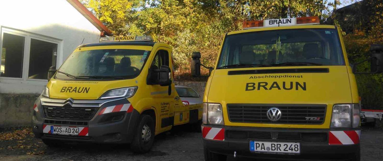 24h Abschleppdienst und Bergung in Passau, Freyung Grafenau und Tschechien